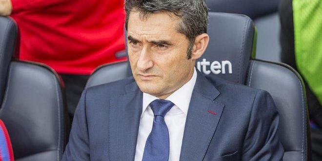 نجم برشلونة يرفض قرار فالفيردي ويضحي بمستقبله لانقاذ الفريق