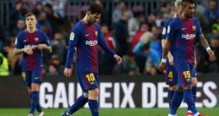 قرار ناري من لاعبي برشلونة بعد التعادل مع خيتافي