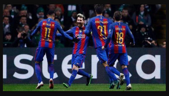 برشلونة يتفاوض للحصول علي الجوهرة الفرنسية بسبب رحيل مدافع الفريق!