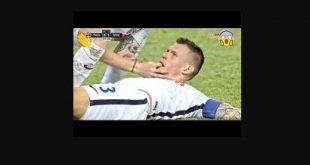 فيديو إنقاذ حياة لاعب ليفربول السابق من الموت في مباراة ودية