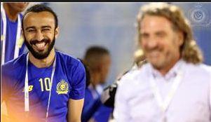 """كارينيو""""أرضية الملعب"""" حرمتنا من الفوز على النصر"""