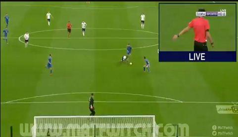 اهداف مباراة انجلترا وايطاليا (1-0) هدف مباغت من فاردي