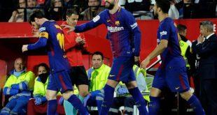 برشلونة 1-4-2018