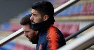 برشلونة barcelona 14-4-2018