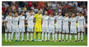 ريال مدريد REAL MADRID 12-4-2018