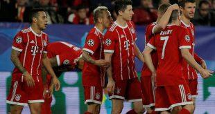 FC Bayern Munich بايرن ميونخ 10-4-2018