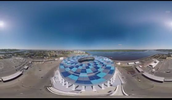 بتقنية 360 درجة.. ملاعب مونديال 2018 - ملعب نيجني نوفغورود
