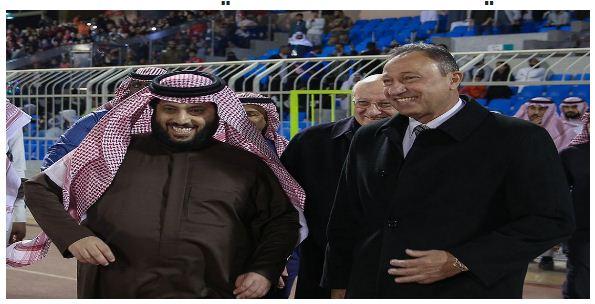 تركي ال الشيخ والخطيب