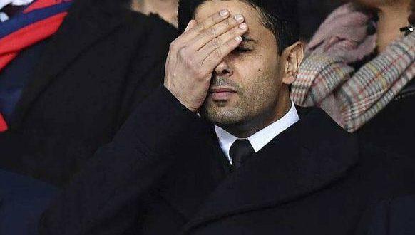 رئيس باريس سان جيرمان ناصر الخليفي