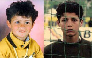 رونالدو طفل
