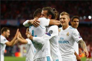 ريال مدريد 27 -5-2018