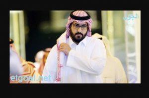 سعود ال سويلم رئيس النصر 15-5-2018
