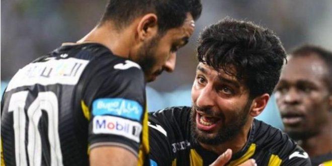 فهد الانصاري وكهربا ، اخبار لاعبي الدورى السعودي 20-5-2018،دورى عبداللطيف جميل