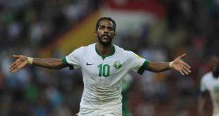 استبعاد نواف العابد من المنتخب السعودي