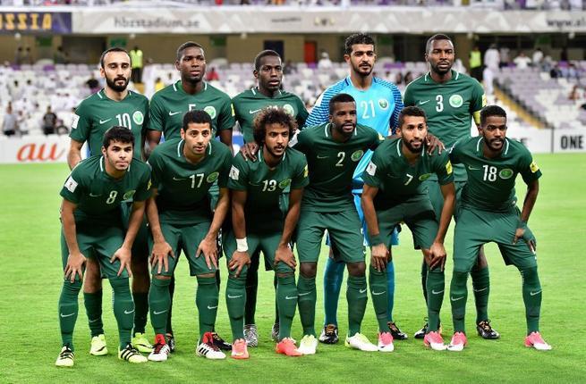 المنتخب السعودي ، منتخب الاخضر