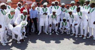 المنتخب النيجيري في كاس العالم