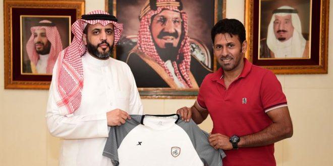 حمد اليامي مدرب حراس الشباب، الدوري السعودي