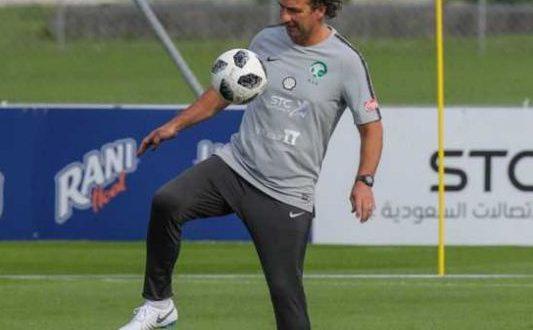 مدرب المنتخب السعودي ، أنطونيو بيتزي