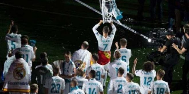مدرب ريال مدريد 2-6-2018