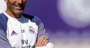 مفاجاة زيدان قد يعود للملاعب