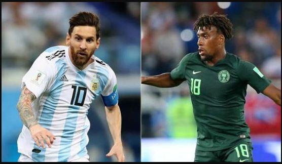 ملخص مباراة الارجنتين ونيجيريا كاس العالم 2018