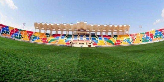 ملعب مدينة الامير محمد بن عبدالعزيز