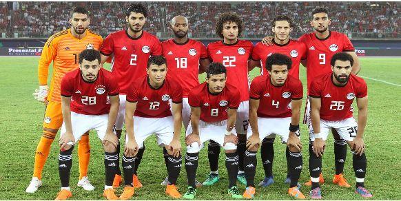 موعد مباراة مصر وكولومبيا والقنوات الناقلة