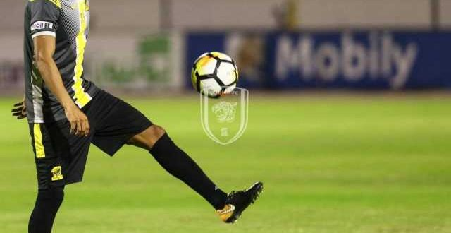 ياسين حمزة لاعب اتحاد جدة