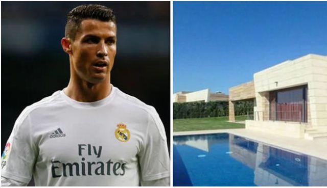 اخبار رونالدو ، صور كرستيانو،رونالدو يبيع منزله