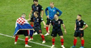 اخبار كاس العالم .. ما سبب نهاية أسماء لاعبي كرواتيا بـ إيتش