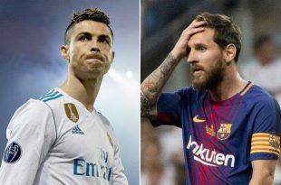 ماذا قال ميسي على رحيل رونالدو عن الدوري الإسباني؟