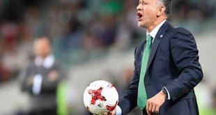 مدرب المكسيك يهاجم نيمار: كرة القدم ليست للأطفال