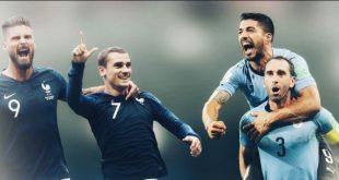 ملخص مباراة فرنسا واوروجواي كاس العالم،اهداف فرنسا واروجواي كاس العالم