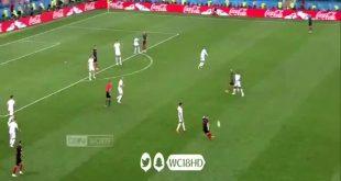 هدف كرواتيا في مرمى انجلترا 1-1 كاس العالم 208