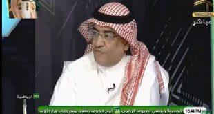 الجعيلان احسد رئيس النصر سعود آل سويلم لهذا السبب