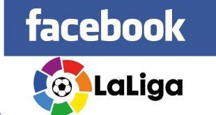 الدوري الإسباني مجاناً على فيسبوك