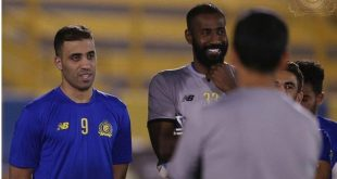 عبدالرازق حمدالله لاعب النصر