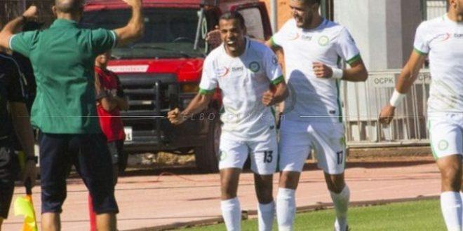 عبد العالي العبوبي الدوري المغربي