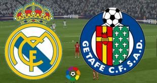 قائمه ريال مدريد لمواجهه خيتافي ضمن مباريات الجولة الأولي للدوري الاسباني