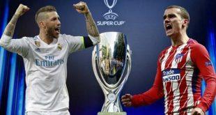 ملخص مباراة ريال مدريد واتليتكو مدريد السوبر الاوروبي