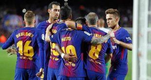نجم برشلونة يفاجىء الجميع بقرار مصيري حول مستقبله مع الفريق !!