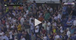 هدف ريال مدريد الاول في مرمى خيتافي