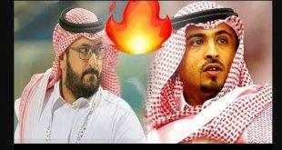 محمد بن فيصل و سعود ال سويلم