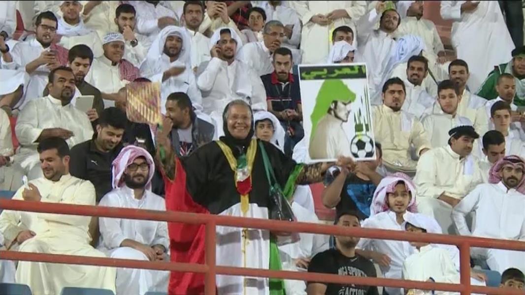 العربي الكويتي والدوري السعودي