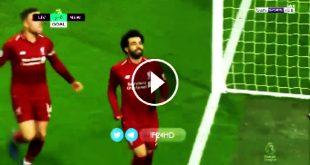 هدف محمد صلاح في مرمى نيوكاسل mohmed salah goal vs newcastle