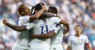 """الهلال إلى الدور الـ 32 من كأس الملك بـ 9 أهداف نظيفة في مرمى """"الدرع"""" (فيديو)"""