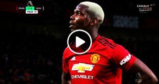 اهداف-مانشستر-يونايتد-وساوثهامبتون