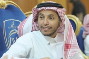 رئيس نادي النصر السعودي