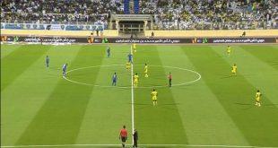 مشاهدة ملخص مباراة النصر والفتح في الجولة الثانية من الدوري السعودي