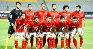 لاعبو الاهلي المصري